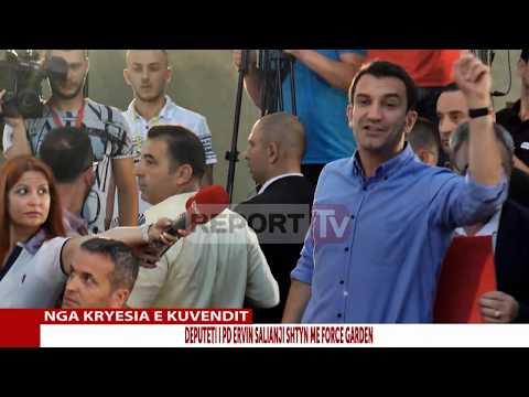 Report TV - Kaos tek Media/Veliaj largohet nga Komisioni: Teatri do ndërtohet