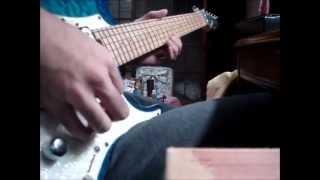【GUMI】モザイクロール【ギター】