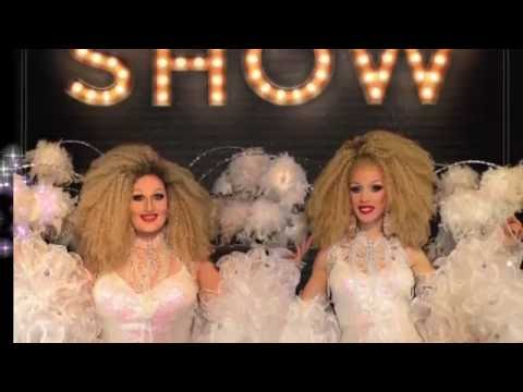 Victoria & Lola SHOW Revue Transformiste LYON / Production Idole International Events