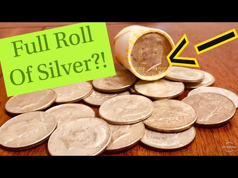 Full Roll Of Silver?!