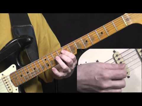 Advanced Blues - Comping