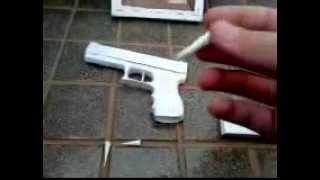 Glock 18 de Papel