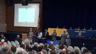 Frhsd Board Of Education Meeting - April 15, 2019