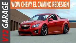 HOT NEWS !! 2018 Chevrolet El Camino Concept and Specs