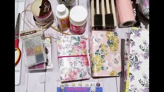 DIY Traveler's Notebook tutorial