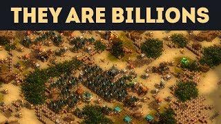They Are Billions 500% - НЕ СДАВАТЬСЯ!