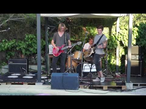 "The ""Happy Freuds"" at Crocotone Garden Fiesta"