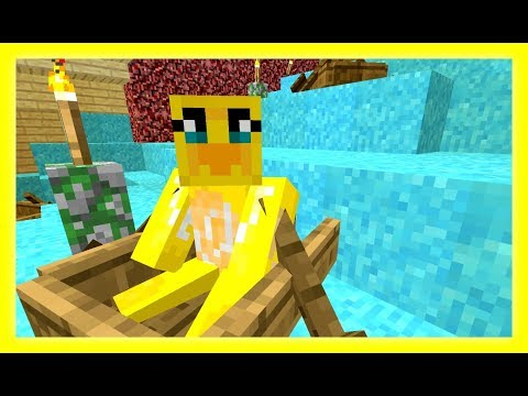 Feather Adventures : NETHER  WATERFALL - {261}