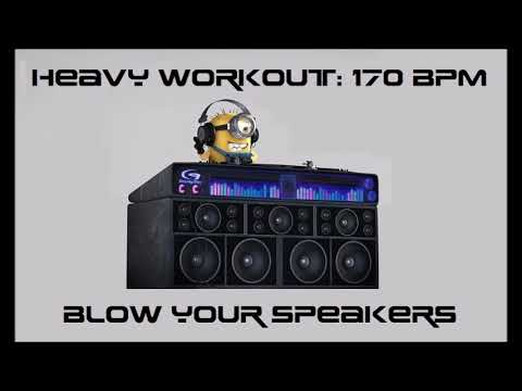 Heavy Workout: BLOW the car speakers, happy hardcore liveset - Dj Booming'm