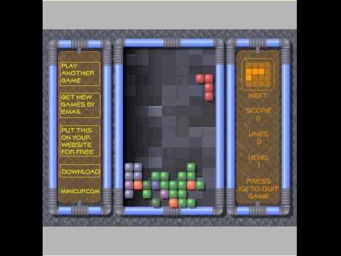 Tetris Kostenlos Online Spielen