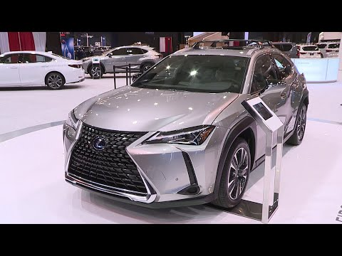Cleveland auto show opens Friday