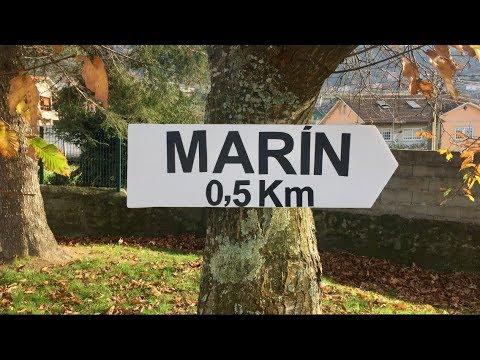 'Marín, de todo un  chisquín', o simpático vídeo dos alumnos do CEIP do Carballal