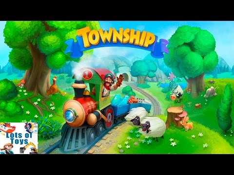 Build Your Own Town With TOWNSHIP Awesome GAME REVIEW
