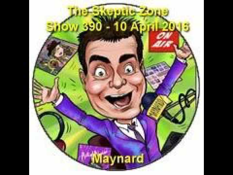 The Skeptic Zone #390 - 10.April.2016