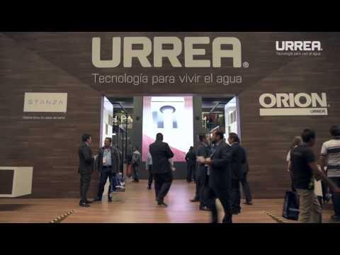 URREA en Expo CIHAC 2016: Un recorrido por el stand