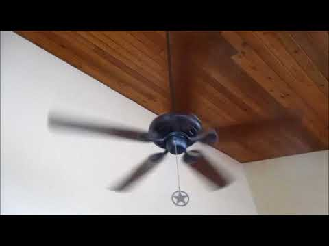 Hampton Bay Quick Connect ceiling fan
