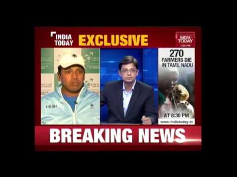 Exclusive : Mahesh Bhupathi Speaks On Spat With Paes Over  Davis Cup