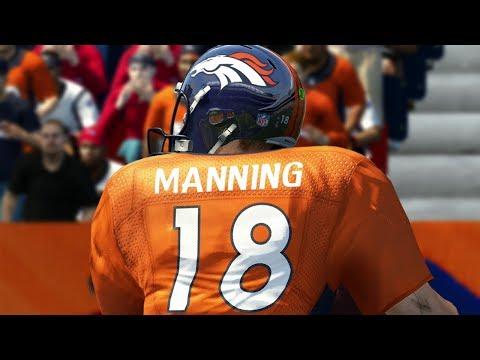Peyton Manning DOMINATES Tom Brady in 2014 AFC Championship Game Highlights (Patriots vs Broncos)