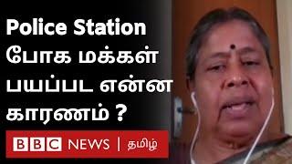 Sathankulam: 'South India வில் தமிழ்நாட்டுலதான் Lock up Death அதிகம்' – வழக்கறிஞர் சுதா ராமலிங்கம்