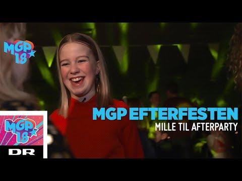 Mille til Afterparty – MGP Efterfesten   Ultra