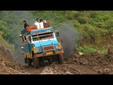 World's Most Dangerous Roads - Philippines