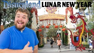Lunar New Year at Disneyland! Ft. Chris Villain