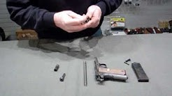 Colt  45 disassembly and reassembly