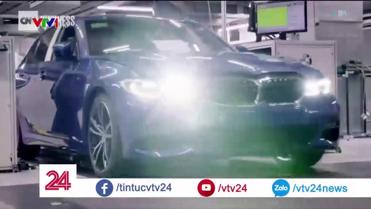 Trung Quốc cắt giảm thuế nhập khẩu ô tô: Ngành công nghiệp ô tô Mỹ có được lợi?  VTV24