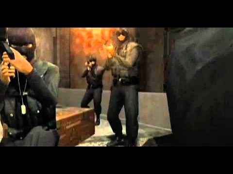 Max Payne 2 Official Trailer (PC)