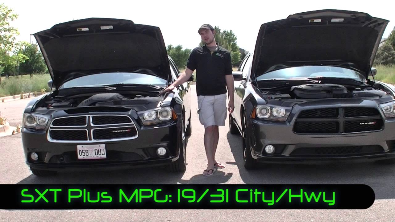 Real Comparison 2013 Dodge Charger R T Max V Sxt Plus V6