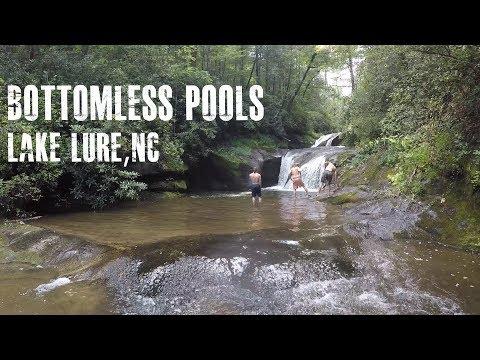 Bottomless Pools -  Lake Lure, NC