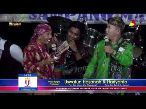 Download KOMEDI [ Buarto & Kancil ] OM. MAHARANI 2019