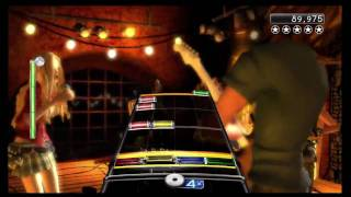 [HD 720p] Bodies by Drowning Pool (Rock Band 2 RBN DLC Expert Drums 5G* FC-1)