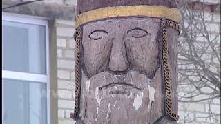 Деревянных дел мастер из Святогоровки: чудеса своими руками