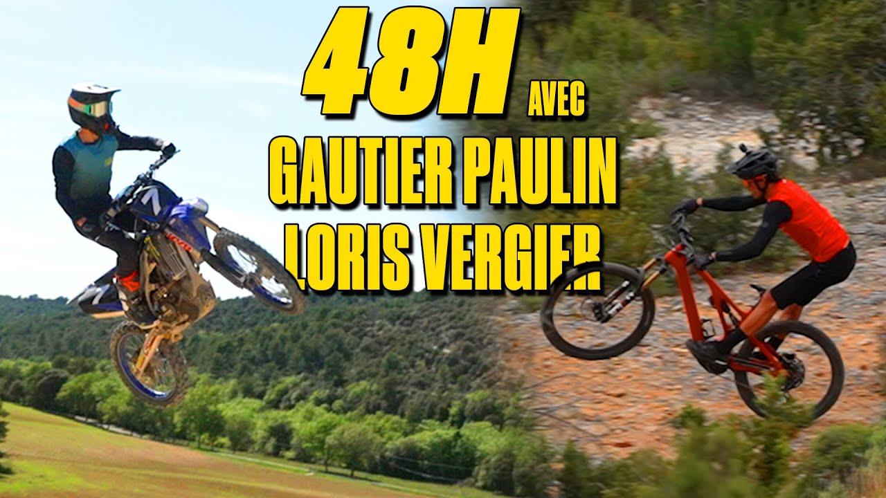 Gautier Paulin VS Loris Vergier : rencontre entre champions !