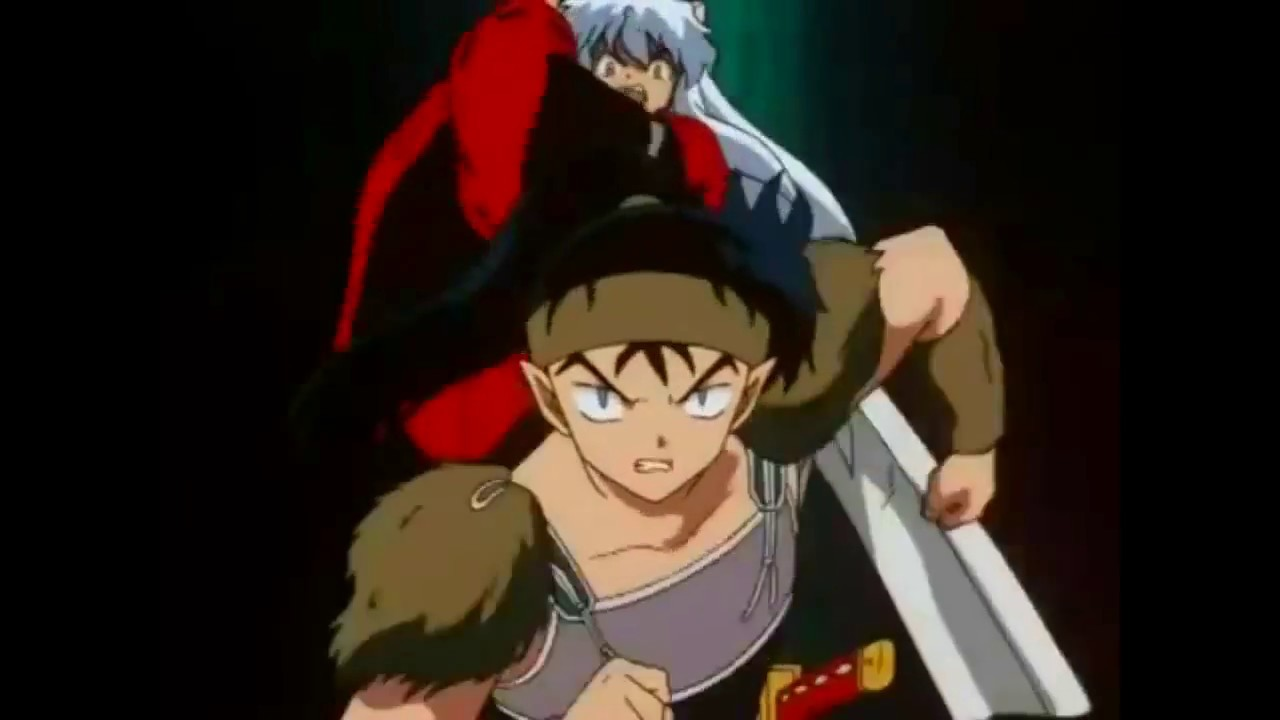 Koga Amv Siames The Wolf Inuyasha