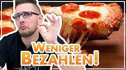 SPAREN BEIM LIEFERDIENST 💶 Pizza.de, Lieferando und co.