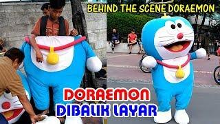 Download Video Behind the scene Doraemon. Dibalik layar badut doraemon MP3 3GP MP4