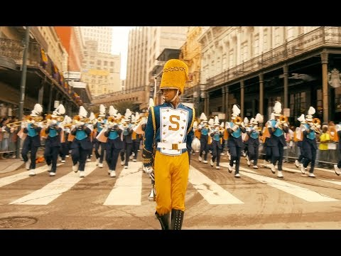Just Gets Better With Time - Southern University Marching Band Marching in Femme Fatale 2018   4K