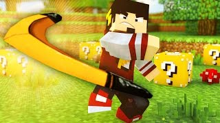 Minecraft: ESCADONA - BUMERANGUE ‹ AMENIC ›