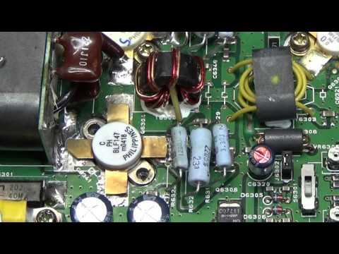 Can amateur transmitter repair reply, attribute