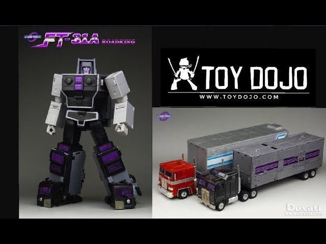 Fans Toys FT-31A Transformation Masterpiece Roadking aka Motormaster IN STOCK