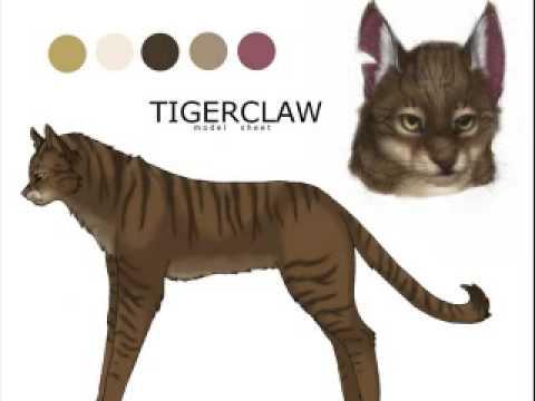 Tigerkralle