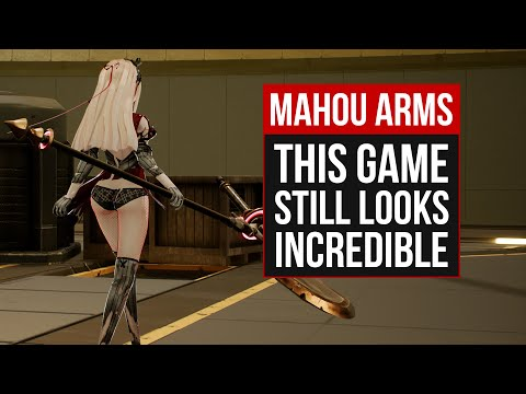 MAHOU ARMS STILL LOOKS INCREDIBLE!