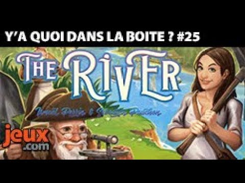The River - Unboxing