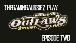 World of Outlaws Sprintcars - Xbox 360 Gameplay - Part 2