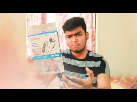 MY BOYA BY-M1 REVIEW AFTER 1 YEAR 🔥