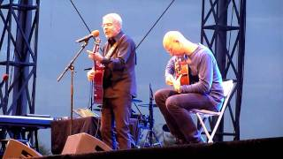 """Reinhard Mey mit Jens Kommnick: """"Mairegen"""", Kloster Banz 2011 (HD)"""