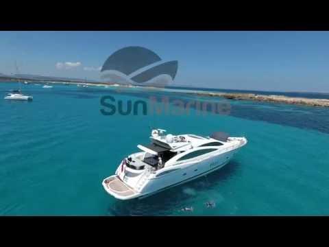 SunMarine Sunseeker Predator 92: Jax of Ibiza