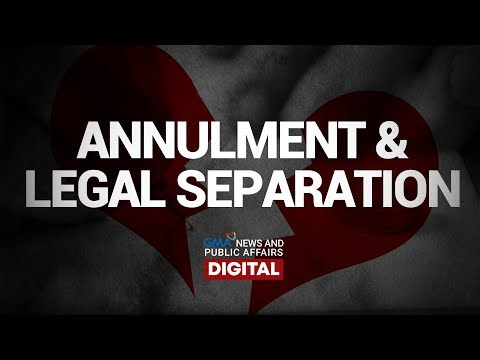 Ask Away: Annulment And Legal Separation
